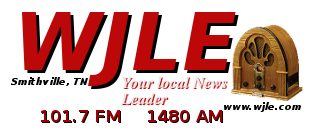 WJLE logo and link