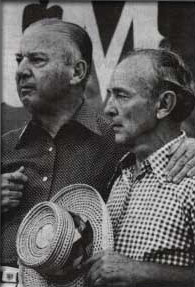 Joe L. Evins and Berry C. Williams